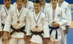 Herenteam tot 15 jr Judoclub Helden